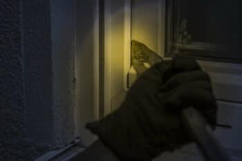 saber si su casa esta en la mira de los ladrones